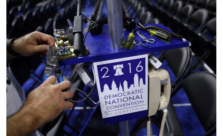 EEUU: Fracasan esfuerzos contra súper-delegados demócratas