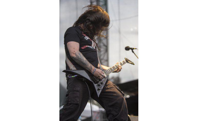 El metal latino resuena en el Festival Hell & Heaven