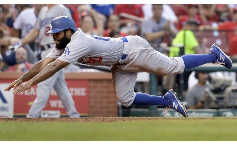 El Titán aporta jonrón a victoria de Dodgers