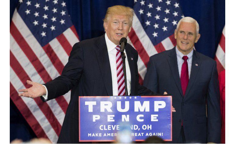 Trump: Habría mayor revisión a Francia y otros países