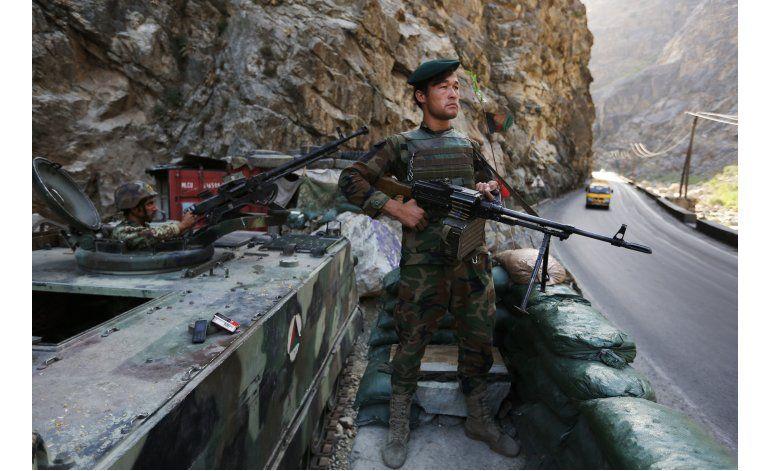 Tras luz verde de Obama, fuerzas afganas a la ofensiva