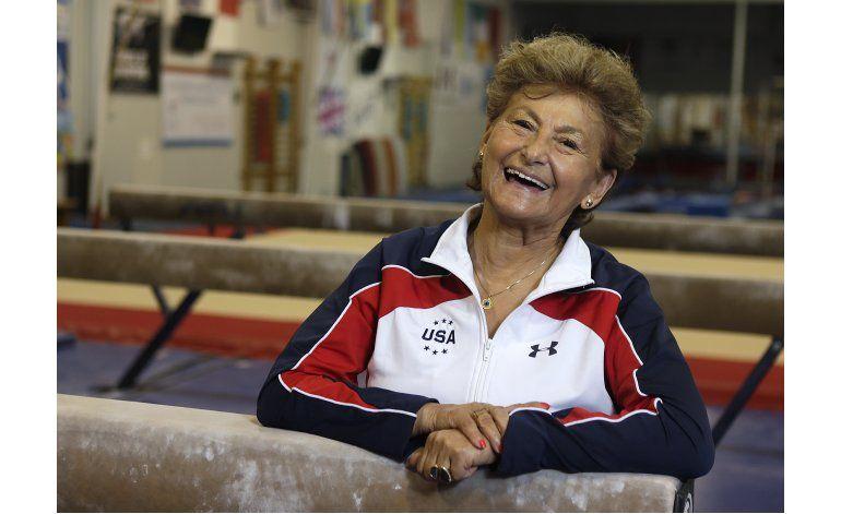 Las gimnastas de EEUU buscan dar despedida dorada a Karolyi