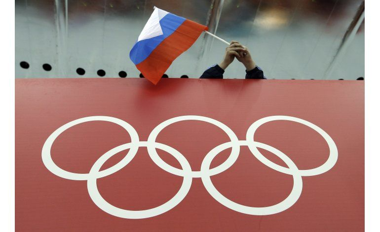 Líderes del COI rechazan veto total a Rusia para Río 2016