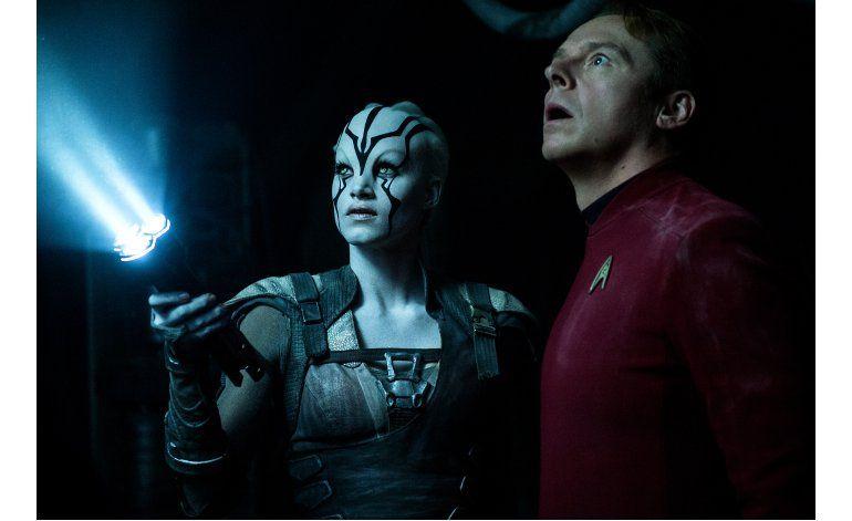 Star Trek Beyond logra 59 millones en taquilla