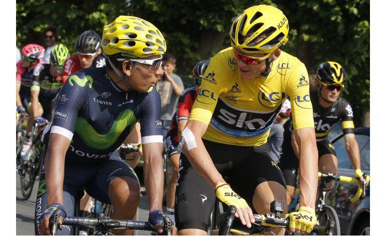 Quintana, tercero en el Tour, no irá a los Juegos de Río