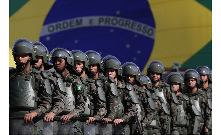 Arrestan a último sospechoso de planear ataques en Río