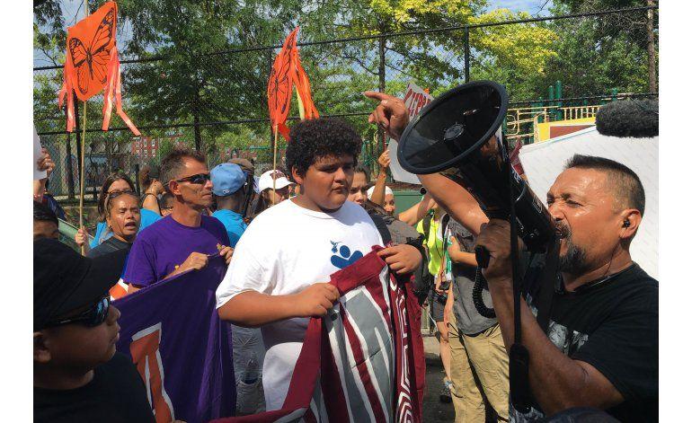 Filadelfia: Hispanos marchan para pedir fin de deportaciones