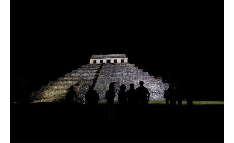 México: Localizan acueductos bajo tumba de Pakal en Palenque