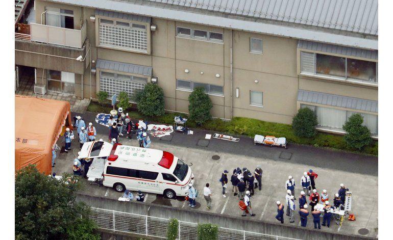 Ataque con cuchillo deja al menos 19 muertos en Japón