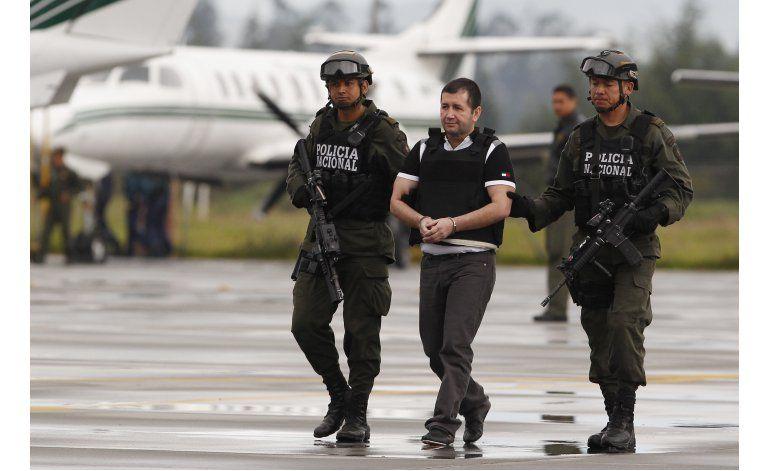 NY: Dan 35 años de cárcel a narcotraficante colombiano