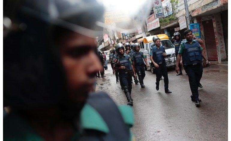 Bangladesh: La policía mata a 9 supuestos milicianos en Daca