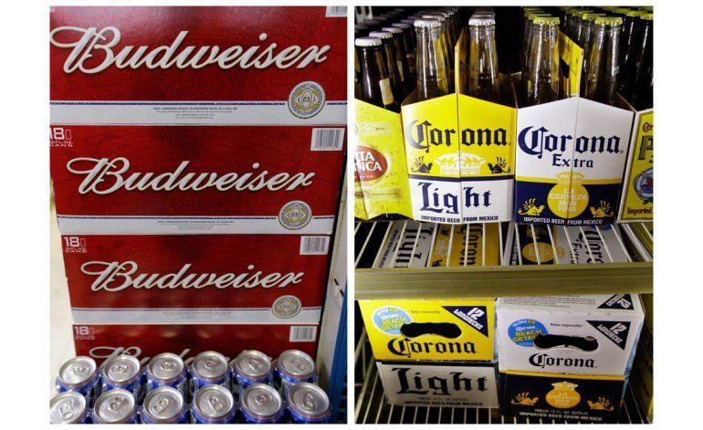 Cervecera AB-InBev eleva su oferta de efectivo por SABMiller