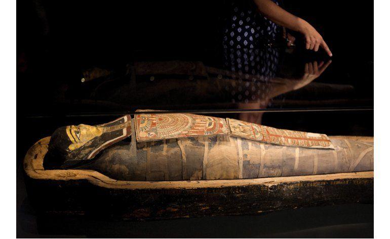 Israel exhibirá momia que padecía enfermedades modernas