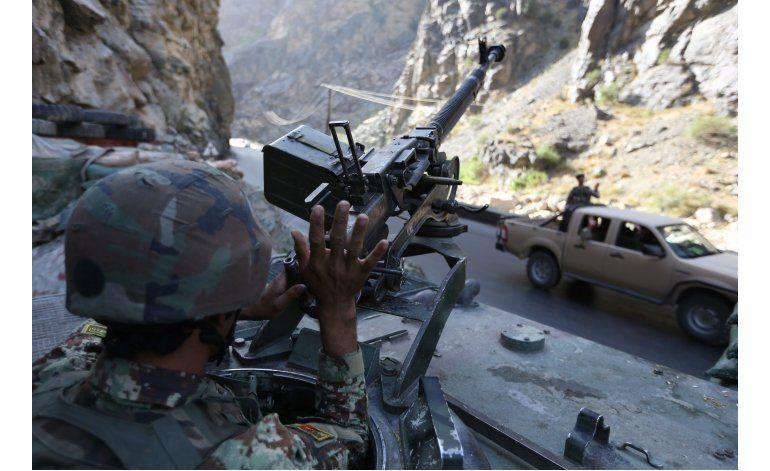 Afganistán lanza ofensiva contra el EI en el este