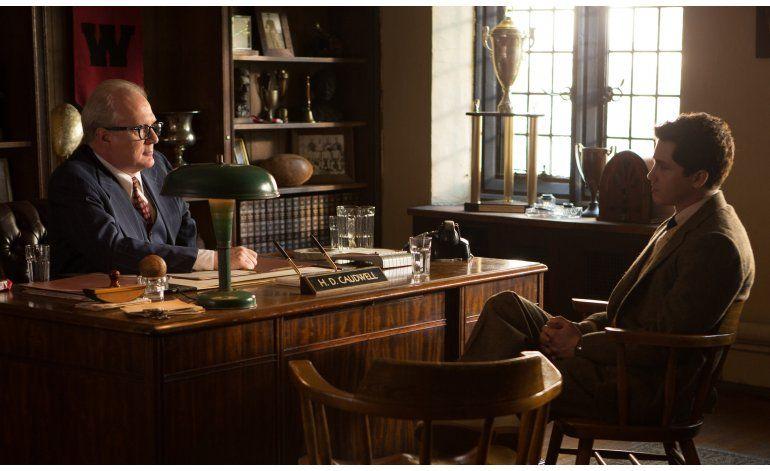 Logan Lerman un joven actor en busca de drama