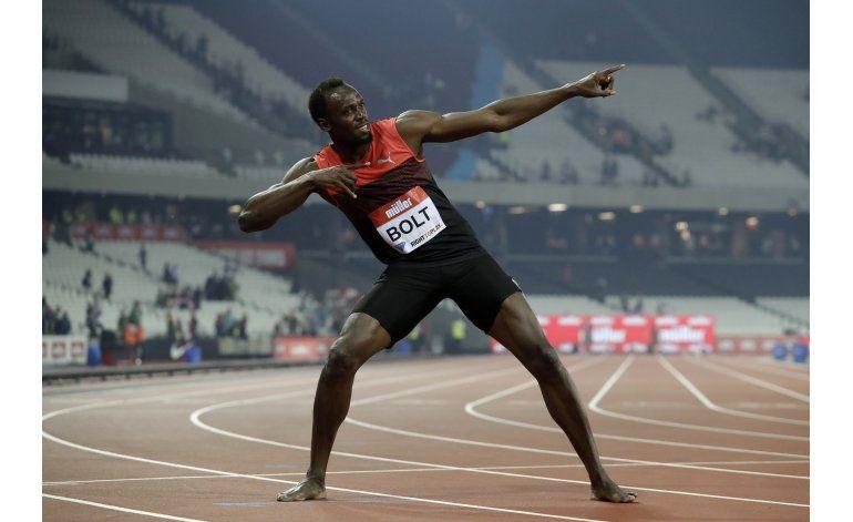 Bolt: El deporte necesita que yo gane