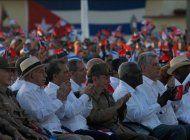 regimen celebro su 26 de julio exigiendoles mas sacrificios a los cubanos