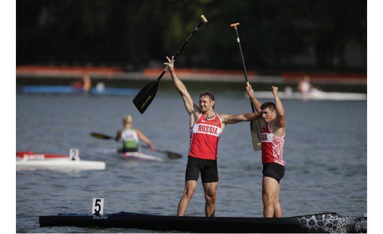Al menos 105 de 387 deportistas rusos no podrán ir a Río