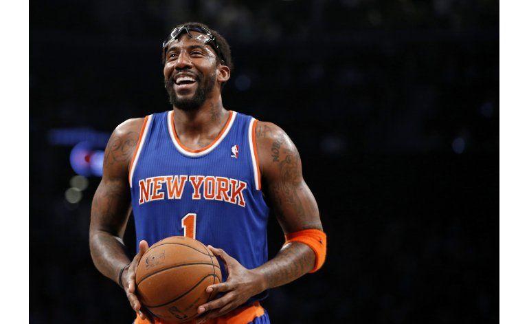 Amare Stoudemire se retira de la NBA
