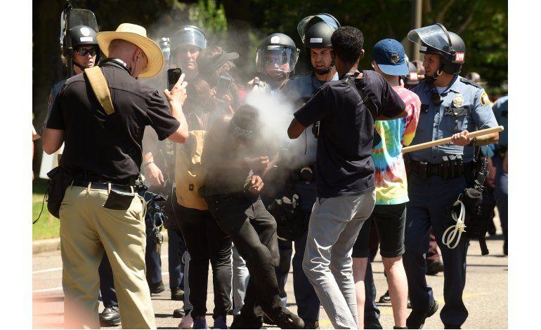 Protestas en Minnesota contra violencia policial