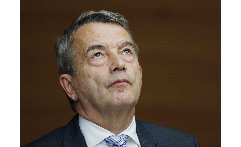 Niersbach apelará suspensión de 1 año