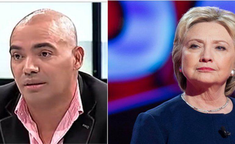 Manolín: Mi voto es para Hillary Clinton, sin pensarlo