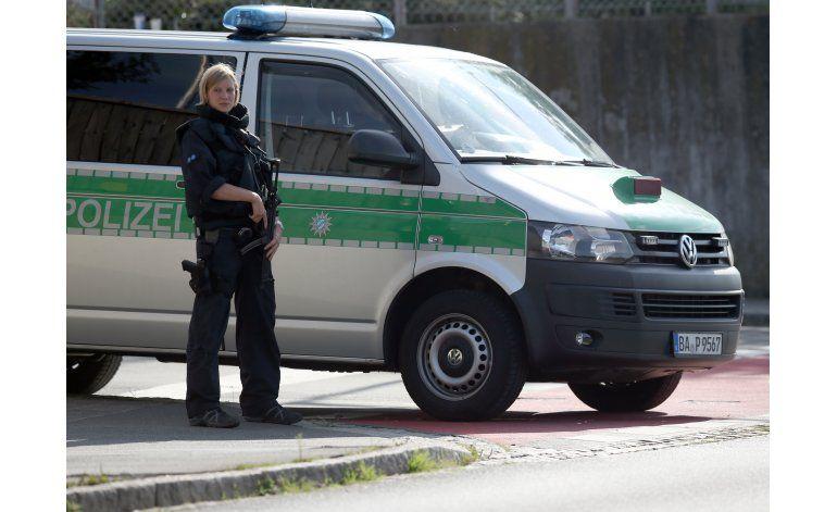Explota maleta cerca de centro para refugiados en Alemania