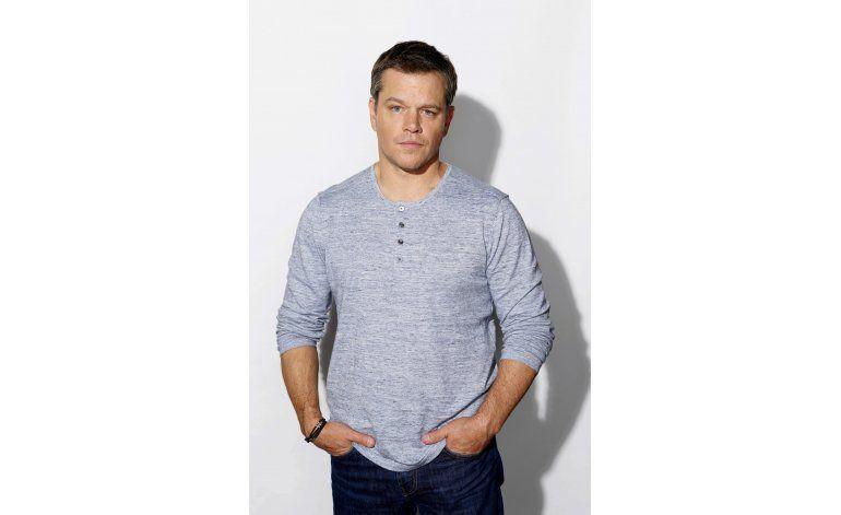Matt Damon: Bourne es un personaje violento