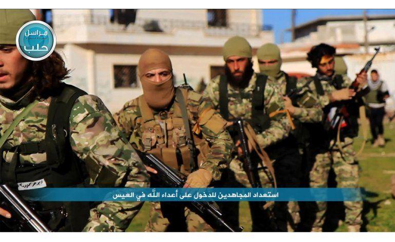 Filial de Al Qaeda en Siria podría considerar una separación