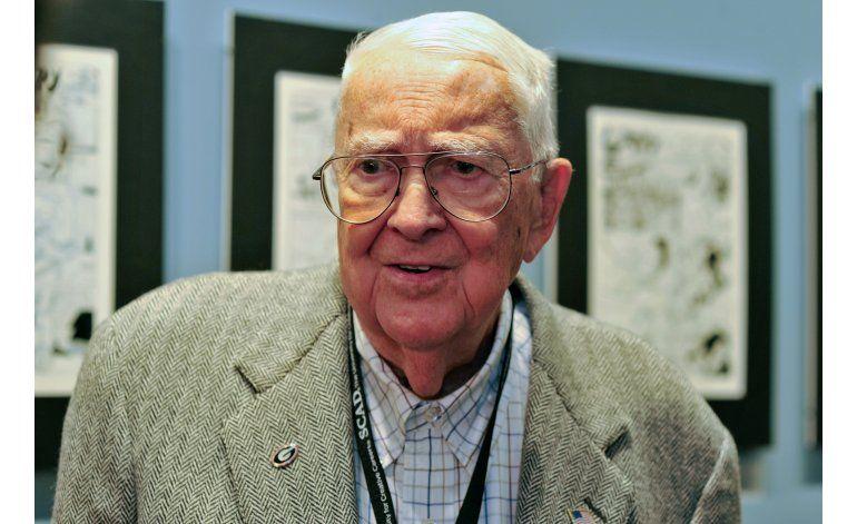 Fallece Jack Davis, ilustrador de la revista Mad