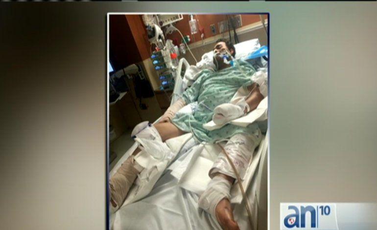 Familia de Hialeah encuentra en un hospital y en estado grave a joven cubano desaparecido