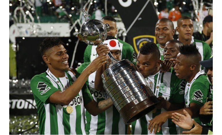 Atlético Nacional conquista su segunda Copa Libertadores