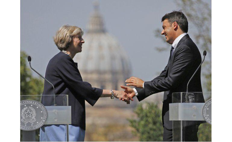 Brexit golpea la economía británica, pero no a la eurozona
