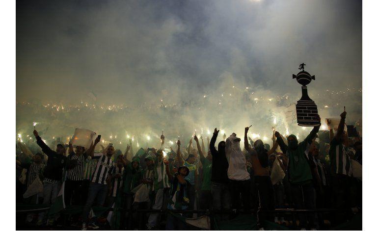 Cuatro muertos tras conquista de Nacional en la Libertadores