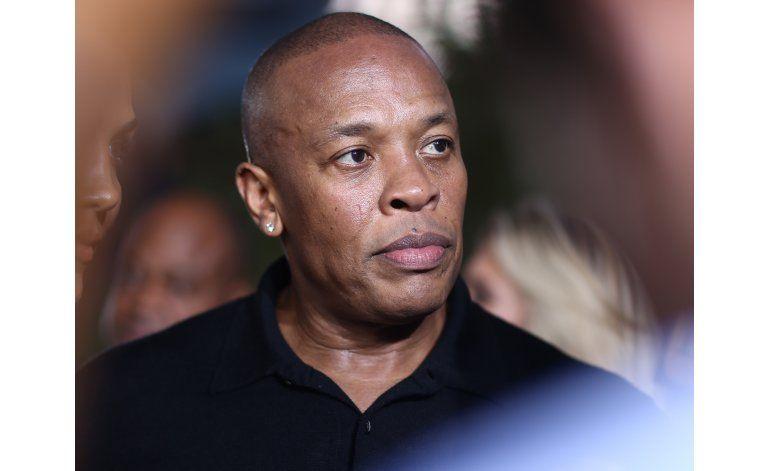 Fiscales rechazan presentar cargos contra Dr. Dre