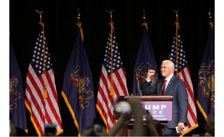 Campaña de Pence negó acceso a evento a reportero del Post