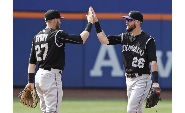 Familia falla otra otra vez y Rockies remontan ante Mets
