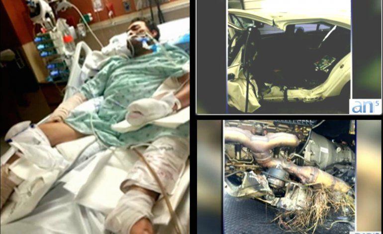 En condición crítica cubano de Hialeah que estaba desaparecido