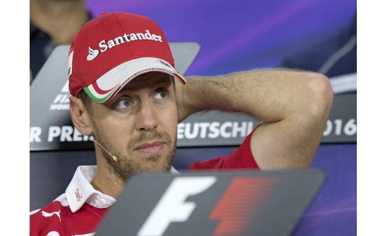 En el feudo de Vettel, Ferrari espera repuntar ante Mercedes