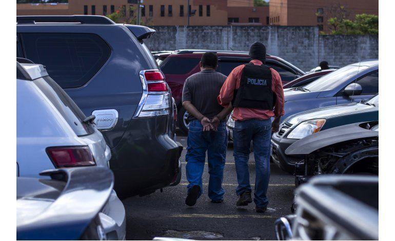 El Salvador golpea estructura financiera de Mara Salvatrucha
