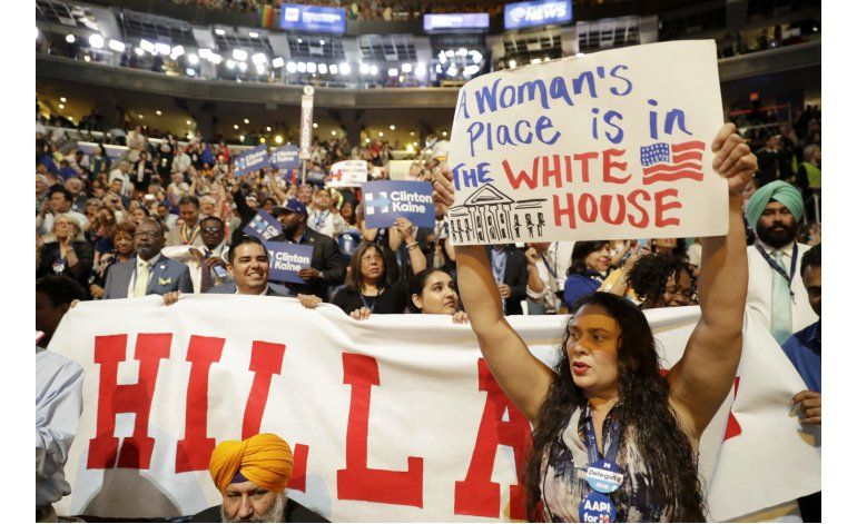 EEUU: Historial de mujeres que han buscado la presidencia