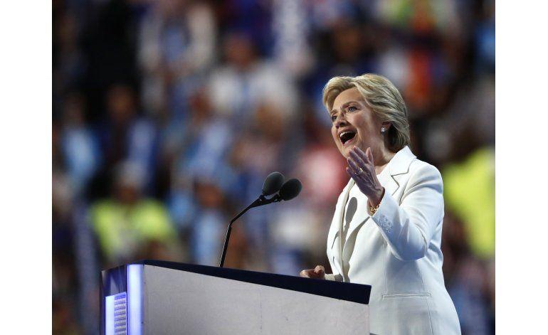 Hillary Clinton: no construiremos un muro