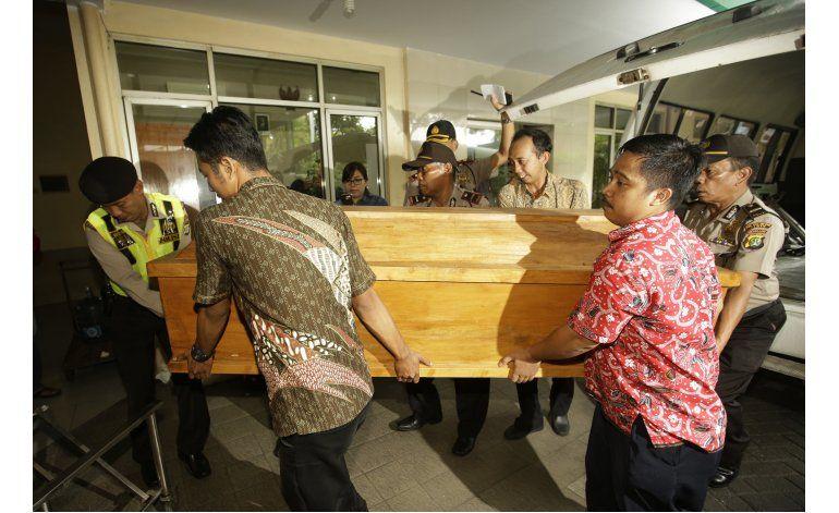 Indonesia ejecuta a 4 reos condenados por narcotráfico