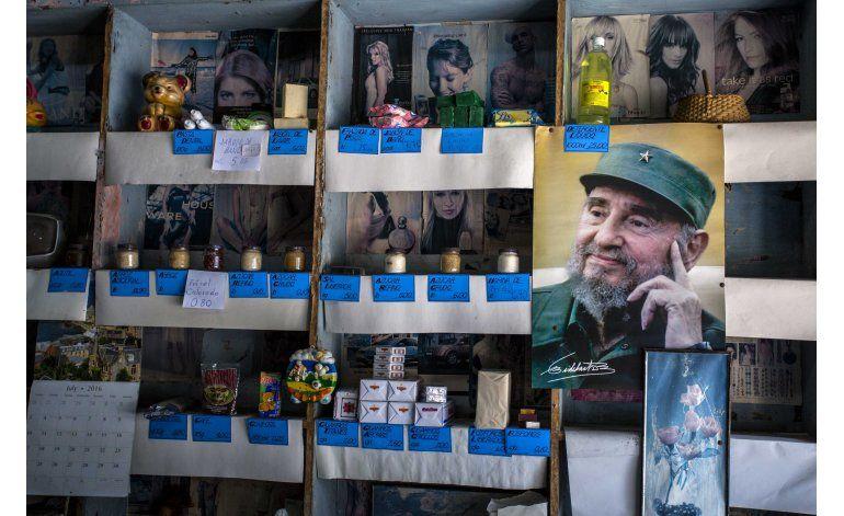 A los 90 años, Fidel Castro es símbolo de la ortodoxia
