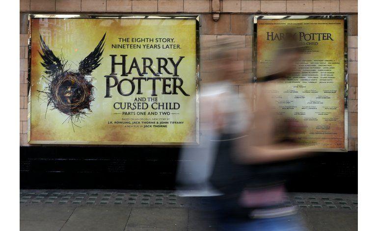 Obra teatral muestra que el mundo sigue hechizado por Potter