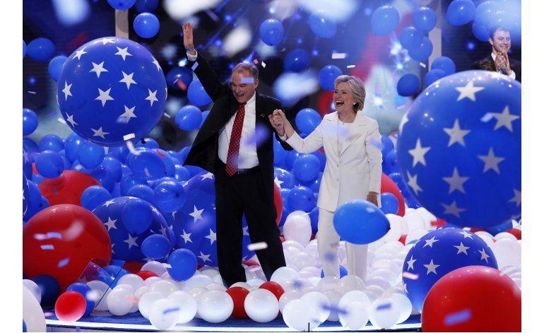 Clinton ahora debe convencer al país de que es confiable