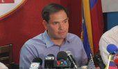 Marco Rubio exigió aumentar las sanciones contra el gobierno de Maduro
