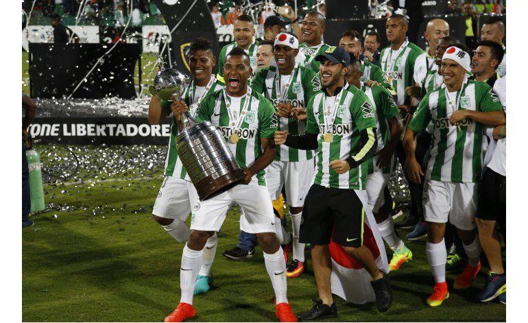Atlético Nacional irá a Mundial de Clubes sin varias figuras
