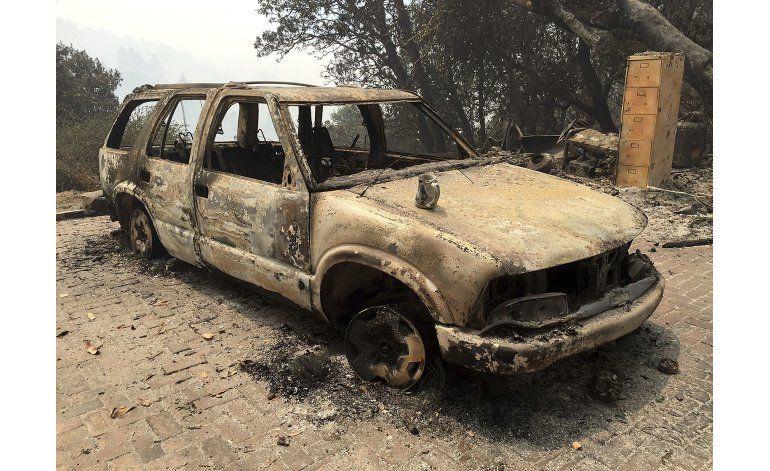 Declina el turismo en Big Sur por los incendios forestales