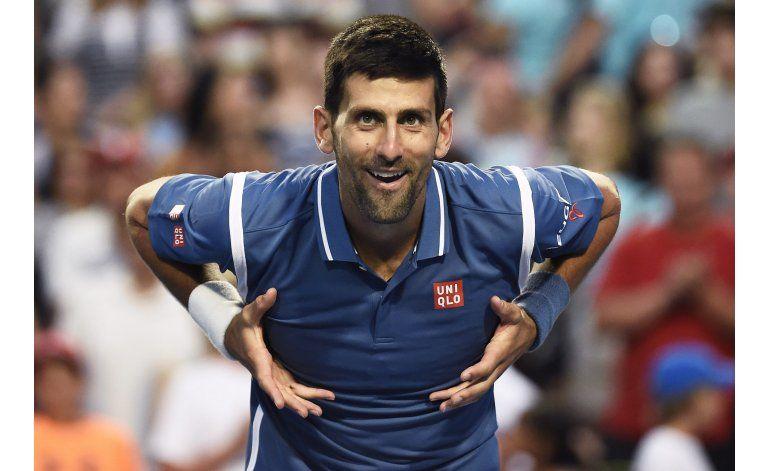 Djokovic ancla en semifinales de Toronto